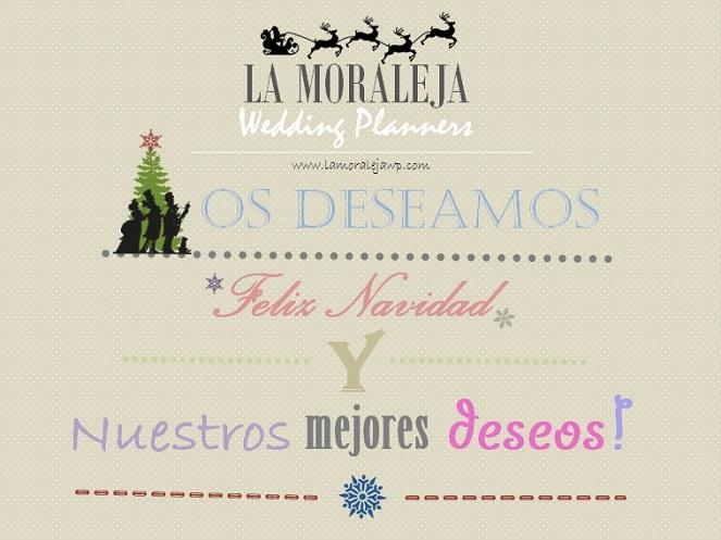 ¡Os deseamos Feliz Navidad!