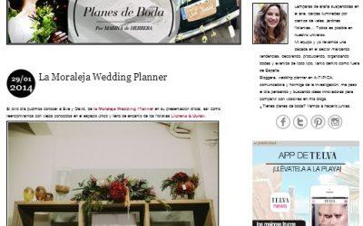 La Moraleja Wedding Planners en «Planes de Boda» de Telva