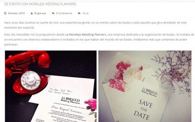 «De evento con La Moraleja Wedding Planners» por Teresa Palazuelo
