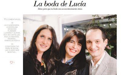 La Moraleja Wedding Planners en LuciaSeCasa