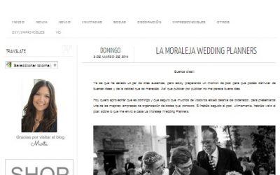 La Moraleja Wedding Planners en «Las Bodas de Marta»