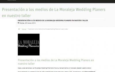 La Moraleja Wedding Planners se presenta a los medios en el Showroom de Llorens & Durán